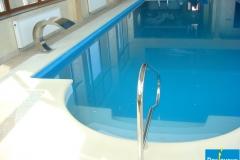 Внутренний бассейн со встроенной фильтрацией c. Попельня Киевская обл